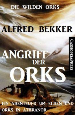 Die wilden Orks: Angriff der Orks (Die wilden Orks, #1), Alfred Bekker