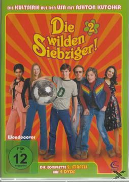 Die wilden Siebziger - Die komplette 2. Staffel, Bonnie Turner, Mark Brazill, Terry Turner, Kristin Newman, Jeff Filgo, Alan Dybner, Sarah McLaughlin, Chris Peterson, Bryan Moore