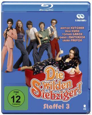 Die wilden Siebziger! - Staffel 3 - 2 Disc Bluray