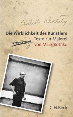Die Wirklichkeit des Künstlers - Mark Rothko pdf epub