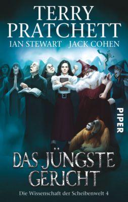 Die Wissenschaft der Scheibenwelt Band 4: Das Jüngste Gericht, Terry Pratchett, Jack Cohen, Ian Stewart