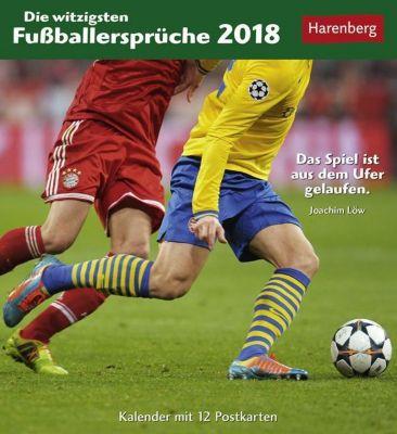 Die witzigsten Fussballersprüche 2018