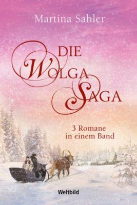 Die Wolga-Saga, Martina Sahler
