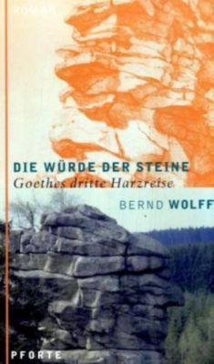Die Würde der Steine, Bernd Wolff