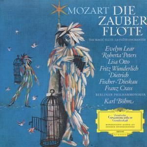 Die Zauberflöte (Vinyl), Karl Böhm, Berliner Philharmoniker