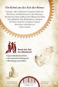 Die Zeitdetektive Band 27: Geheime Zeichen in Pompeji - Produktdetailbild 2