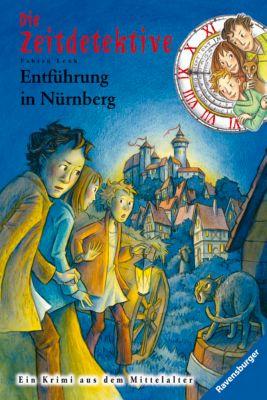 Die Zeitdetektive Band 29: Entführung in Nürnberg, Fabian Lenk