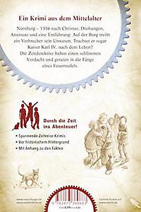 Die Zeitdetektive Band 29: Entführung in Nürnberg - Produktdetailbild 2