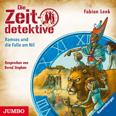 Die Zeitdetektive: Die Zeitdetektive. Ramses und die Falle am Nil [38], Fabian Lenk