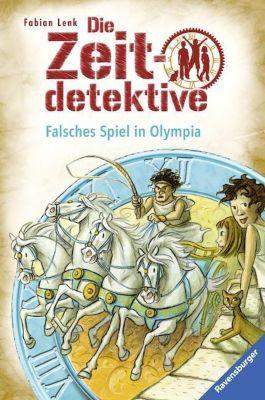 Die Zeitdetektive - Falsches Spiel in Olympia, Fabian Lenk