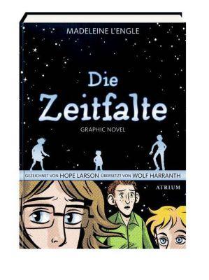 Die Zeitfalte, Graphic Novel, Madeleine L'Engle
