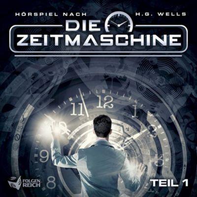 Die Zeitmaschine, 1 Audio-CD, H. G. Well