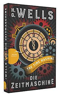 Die Zeitmaschine / The Time Machine, Englisch-Deutsch - Produktdetailbild 1
