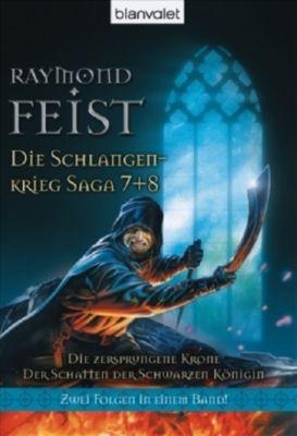 Die zersprungene Krone, Raymond E. Feist