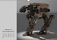 Die Zukunft. Roboter, Androiden und Cyborgs (Wandkalender 2019 DIN A3 quer) - Produktdetailbild 9