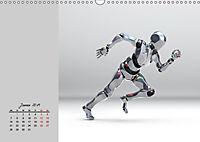 Die Zukunft. Roboter, Androiden und Cyborgs (Wandkalender 2019 DIN A3 quer) - Produktdetailbild 1