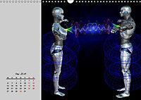 Die Zukunft. Roboter, Androiden und Cyborgs (Wandkalender 2019 DIN A3 quer) - Produktdetailbild 5