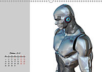 Die Zukunft. Roboter, Androiden und Cyborgs (Wandkalender 2019 DIN A3 quer) - Produktdetailbild 10