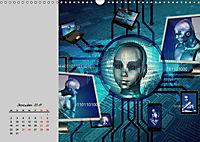 Die Zukunft. Roboter, Androiden und Cyborgs (Wandkalender 2019 DIN A3 quer) - Produktdetailbild 12