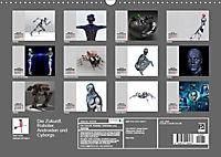 Die Zukunft. Roboter, Androiden und Cyborgs (Wandkalender 2019 DIN A3 quer) - Produktdetailbild 13