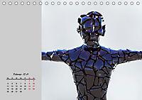 Die Zukunft. Roboter, Androiden und Cyborgs (Tischkalender 2019 DIN A5 quer) - Produktdetailbild 2