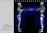 Die Zukunft. Roboter, Androiden und Cyborgs (Tischkalender 2019 DIN A5 quer) - Produktdetailbild 5