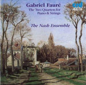 Die Zwei Quartette Für Klavier & Streicher, The Nash Ensemble