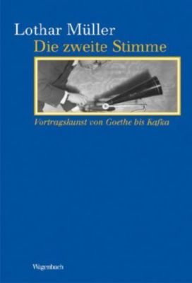 Die zweite Stimme, m. Audio-CD, Lothar Müller