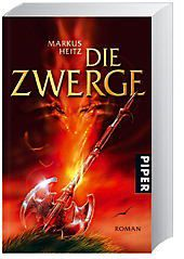 Die Zwerge Band 1: Die Zwerge, Markus Heitz