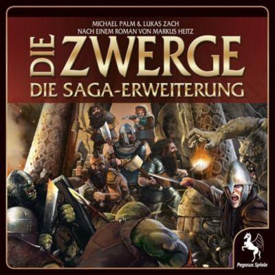 Die Zwerge Saga Erweiterung. Limitierte Erstauflage