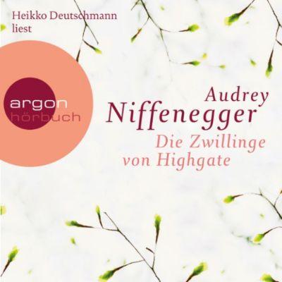 Die Zwillinge von Highgate (Autorisierte Lesefassung), Audrey Niffenegger
