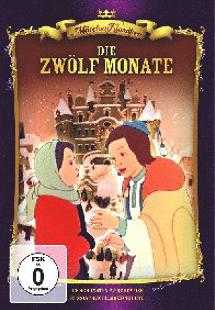Märchen die zwölf monate