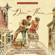 Diener zweier Herren, 1 Audio-CD, Barbara Kindermann
