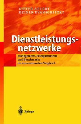 Dienstleistungsnetzwerke, Dieter Ahlert, Heiner Evanschitzky