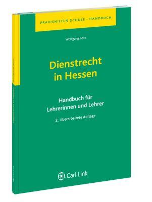 Dienstrecht in Hessen, Wolfgang Bott