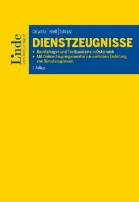 Dienstzeugnisse (f. Österreich), Gabriele Cerwinka, Alexandra Knell, Gabriele Schranz