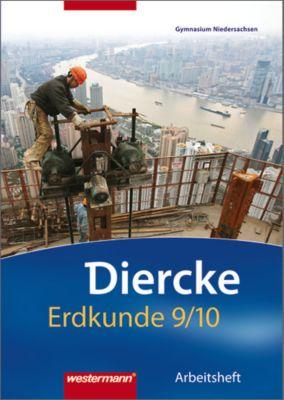 Diercke Erdkunde, Gymnasium Niedersachsen (2008): 9./10. Klasse, Arbeitsheft