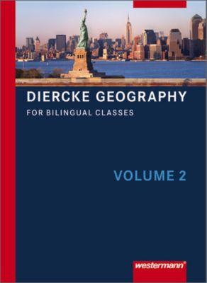 Diercke Geography for Bilingual Classes: Vol.2 Textbook, Klasse 9/10