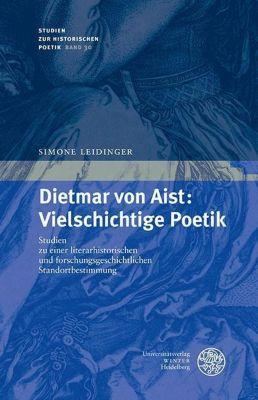 Dietmar von Aist: Vielschichtige Poetik - Simone Leidinger pdf epub