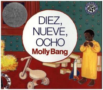 Diez, Nueve, Ocho, Molly Bang