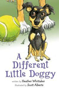 Different Little Doggy, Heather Whittaker