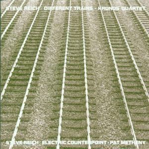 Different Trains/Electric..., Kronos Quartet, P. Metheny