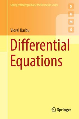 Differential Equations, Viorel Barbu