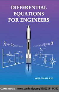 Differential Equations for Engineers, Wei-Chau Xie