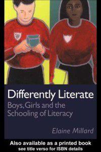 Differently Literate, Elaine Millard, Dr Elaine Millard