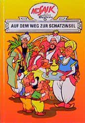 Dig, Dag und Ritter Runkel - Auf dem Weg zur Schatzinsel - Hannes Hegen  