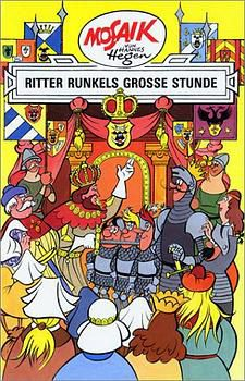 Dig, Dag und Ritter Runkel - Ritter Runkels große Stunde - Hannes Hegen |