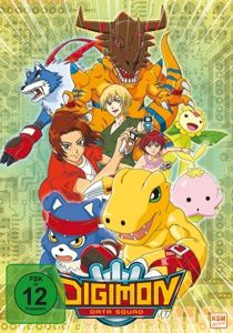 Digimon Data Squad - Vol. 1 - Episode 1-16 DVD-Box, N, A