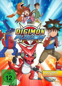 Digimon Fusion - Volume 2, N, A