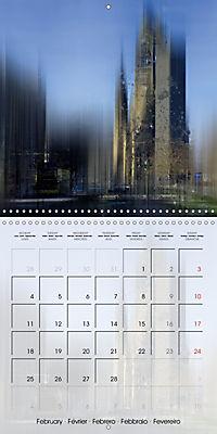 Digital Art BERLIN (Wall Calendar 2019 300 × 300 mm Square) - Produktdetailbild 2
